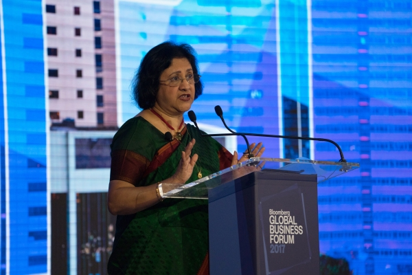 News post image: Salesforce hires former banker Arundhati Bhattacharya as chairperson and CEO of India business – TechCrunch