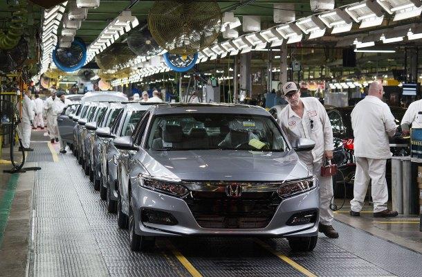 Honda cerrará fábricas norteamericanas durante seis días - TechCrunch 14