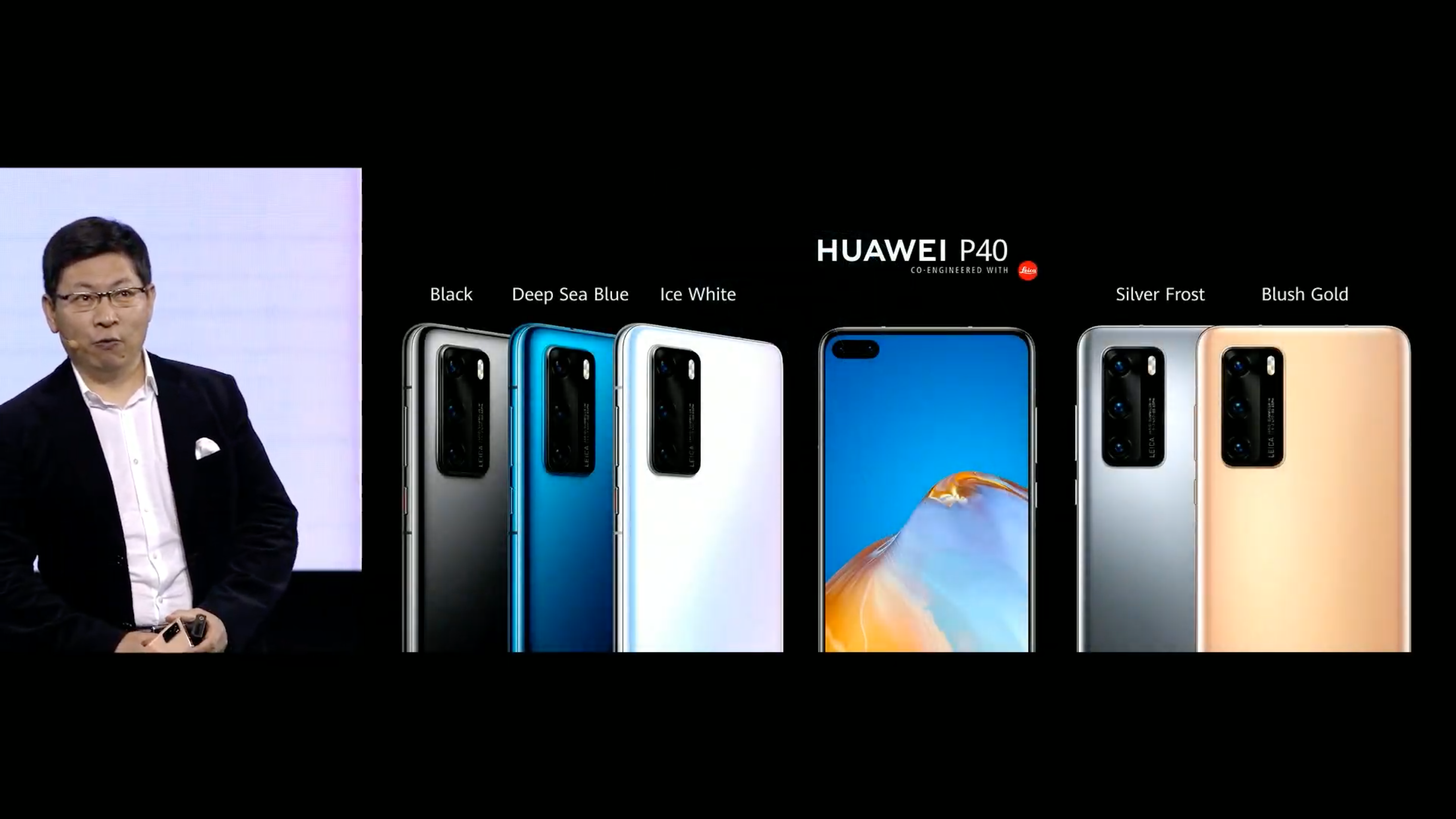 Huawei announces the P40 and tries to stay relevant without Google |  TechCrunch