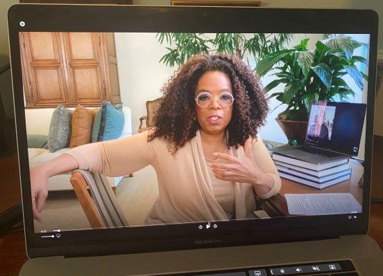 Oprah Winfrey's contemporary Apple TV+ expose, 'Oprah Talks COVID-19,' arrives for gratis streaming thumbnail