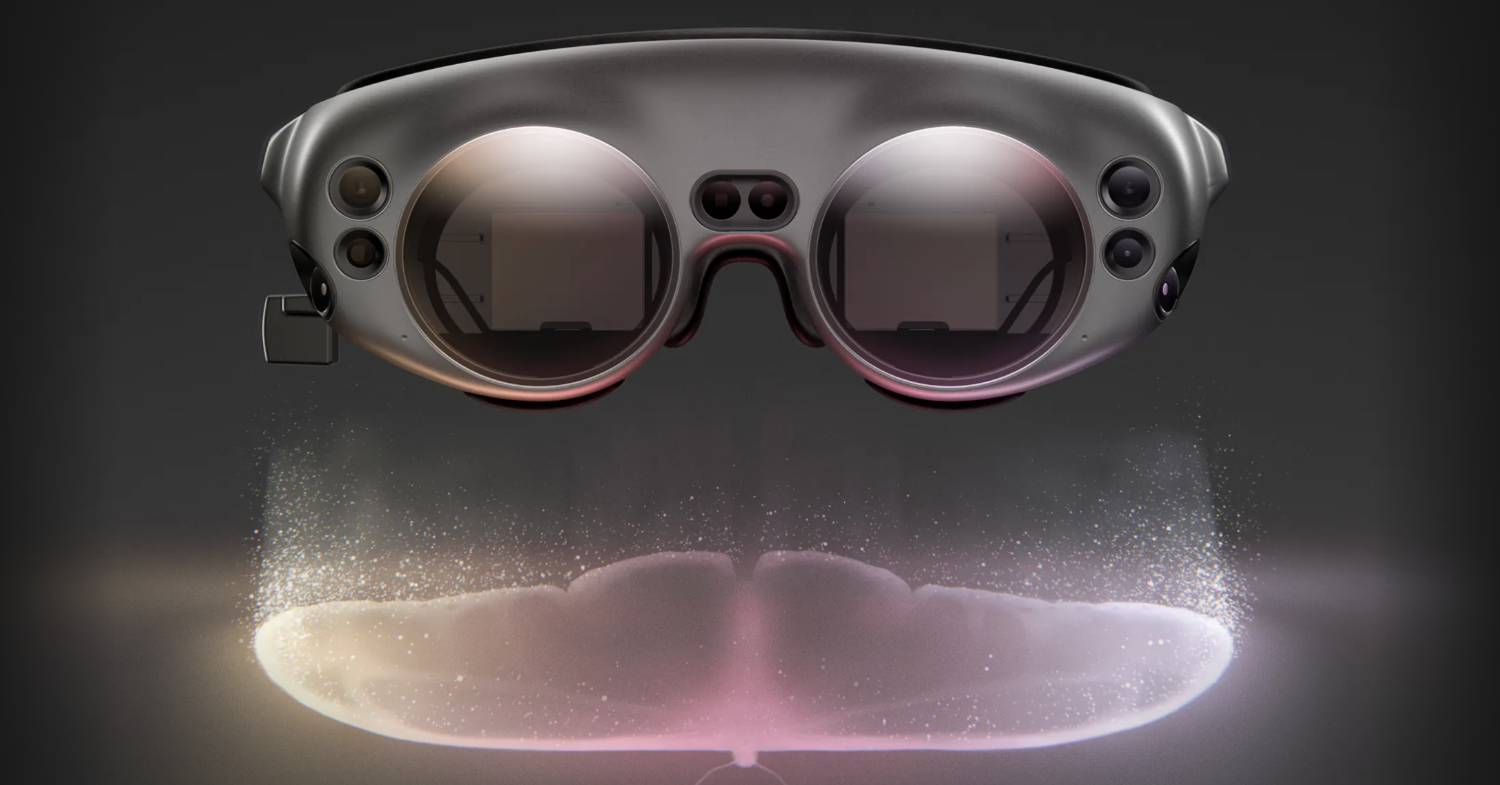 Temasek-backed AR startup Magic Leap mulls strategic options including sale