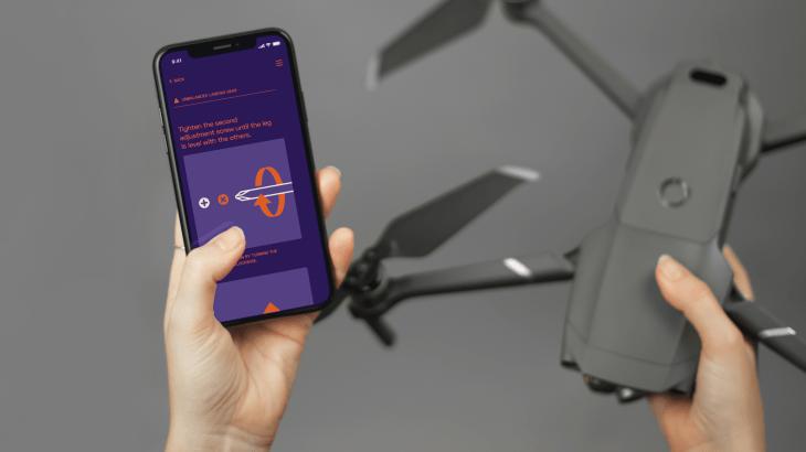Mavenoid drone