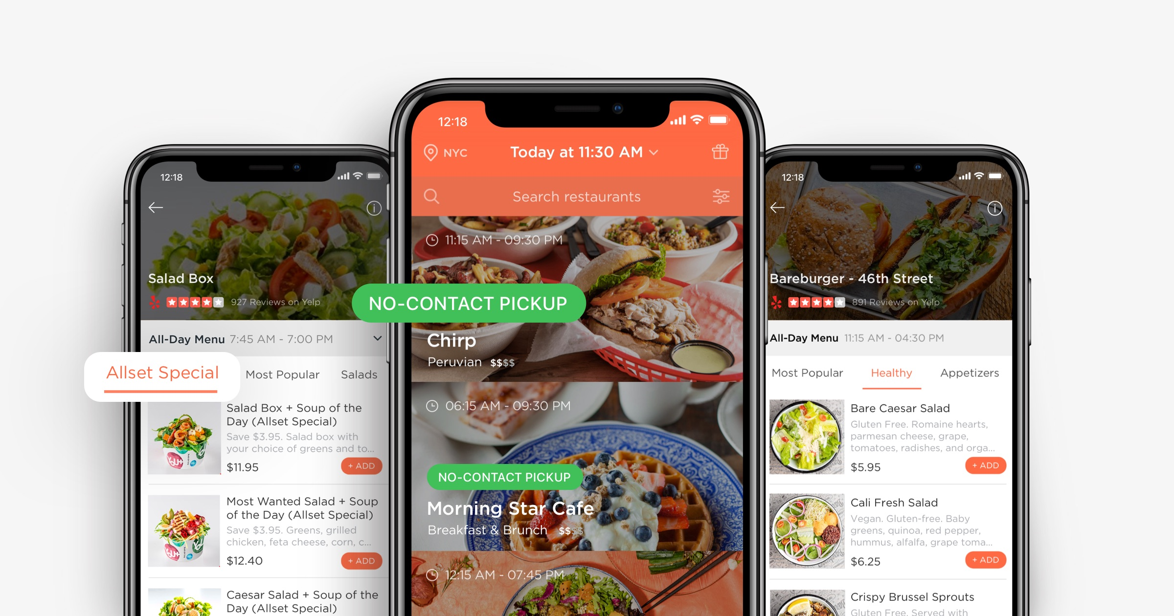 Dining and takeout startup Allset raises $8.25M as it adapts to life under lockdown