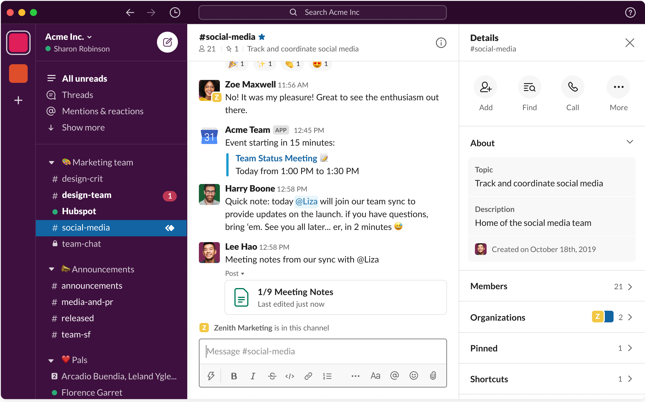 Slack's latest changes couldn't come at a better time