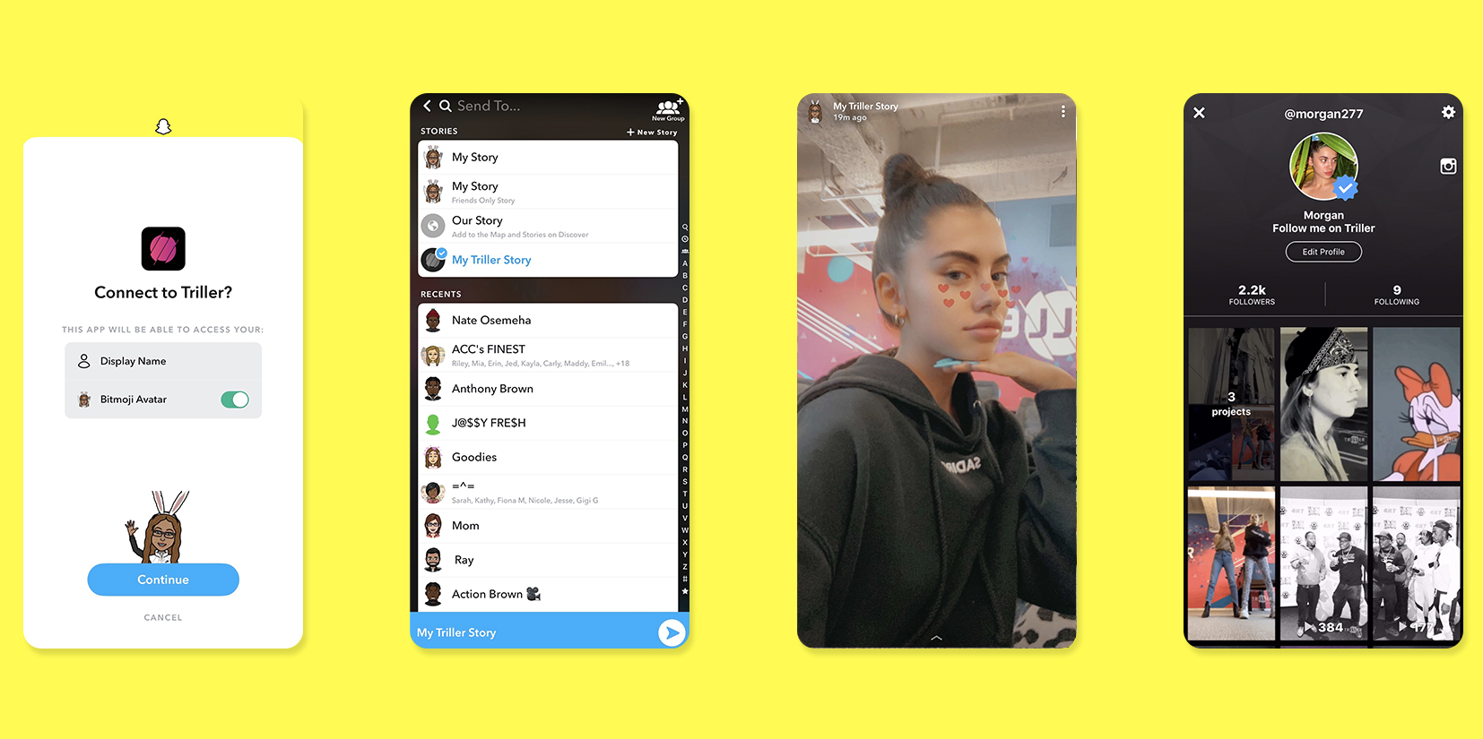 Snapchat: Best Augmented Reality Apps for Android 2021