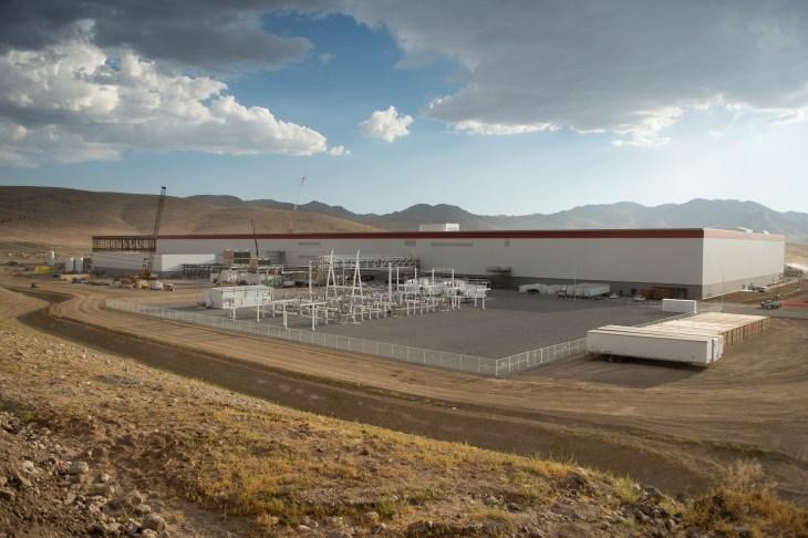 Tesla Partner Panasonic Is Shutting Down Its Operations At Nevada Gigafactory Techcrunch