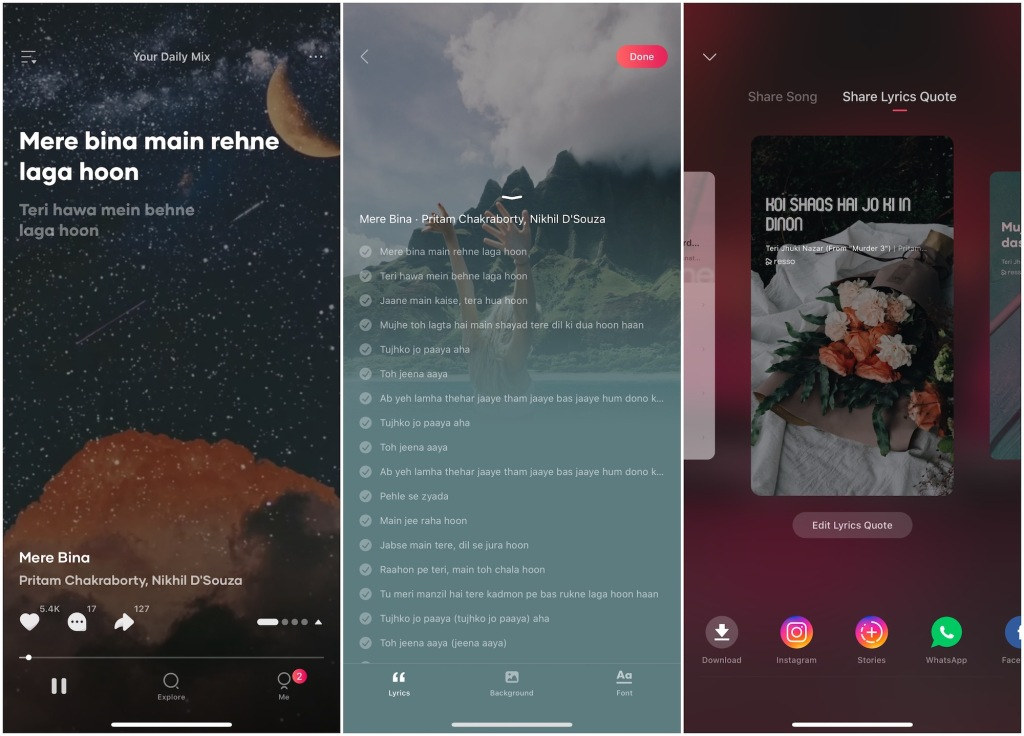 Resso Bytedance S Music Streaming App Officially Launches In India Sans Tencent Backed Universal Music Techcrunch
