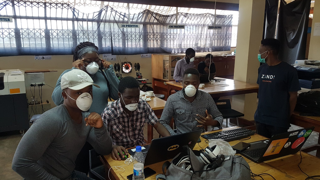 Africa Roundup Africa S Tech Ecosystem Responds To Covid 19 Pnu