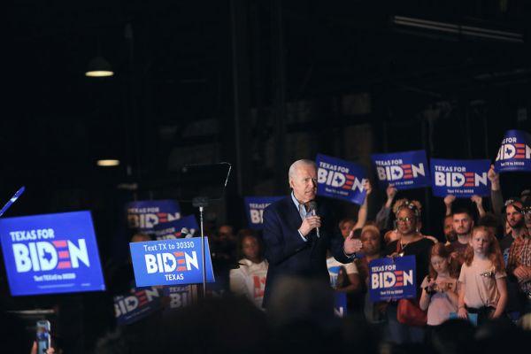 Biden organiza un regreso del Súper Martes mientras Sanders lucha por el resto en Occidente - TechCrunch 59