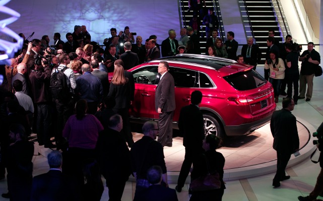 Detroit Auto Show canceled in preparation for FEMA to turn venue into field hospital