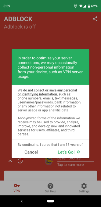 Your Vpn Or Ad Blocker App Could Be Collecting Your Data Pnu