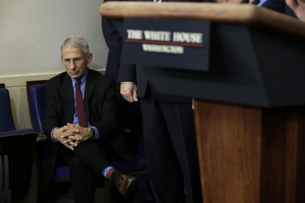 Fauci: US can expect more than 100,000 COVID-19 deaths, millions of cases - techcrunch