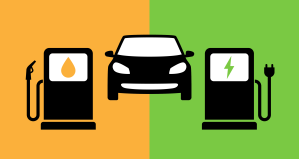 gas vs electric vehicles