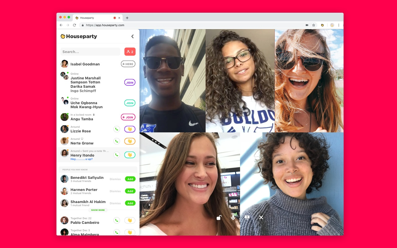 The best video chat apps to turn social distancing into distant socializing
