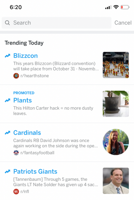Reddit Takes On Twitter With Its First Trending Ad Product Internet Technology News