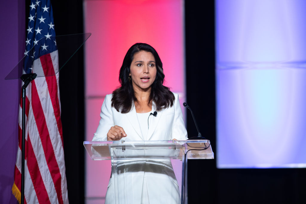 Judge rejects Tulsi Gabbard's 'free speech' lawsuit against Google