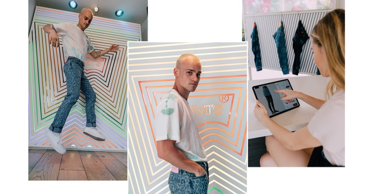 Levi's partnered with TikTok on social commerce and doubled its product views