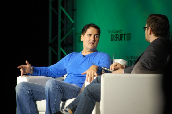 Join Mark Cuban for a Q&A on April 30 at 11am ET/8am PT – TechCrunch