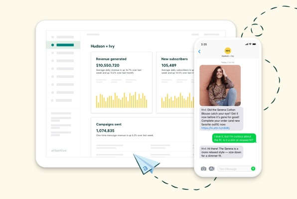 Attentive raises another $40M for mobile messaging, will invest in helping customers respond to COVID-19 – TechCrunch