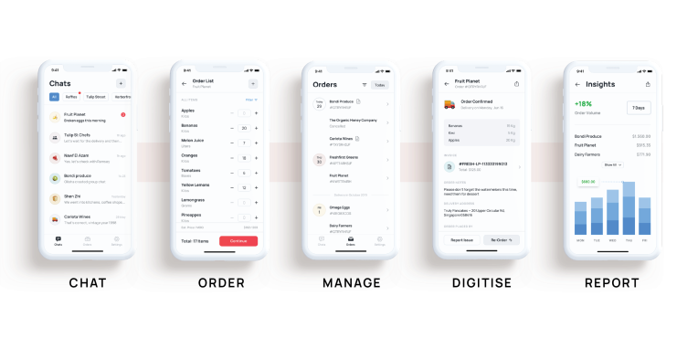 Tinvio, a communication platform for supply chain merchants, gets $5.5 million seed round thumbnail