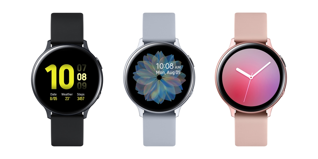 Samsung adds blood pressure monitoring feature to Galaxy Watch Active 2