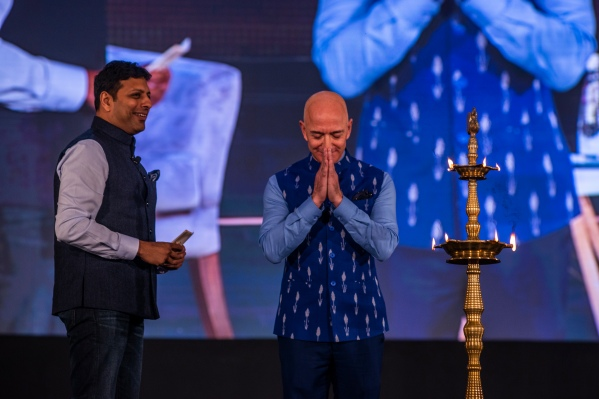 Amazon announces $250 million venture fund for Indian startups