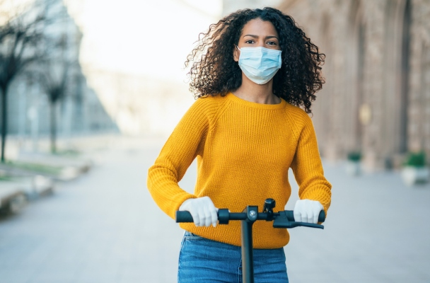Pandemic puts the brakes on micromobility - techcrunch