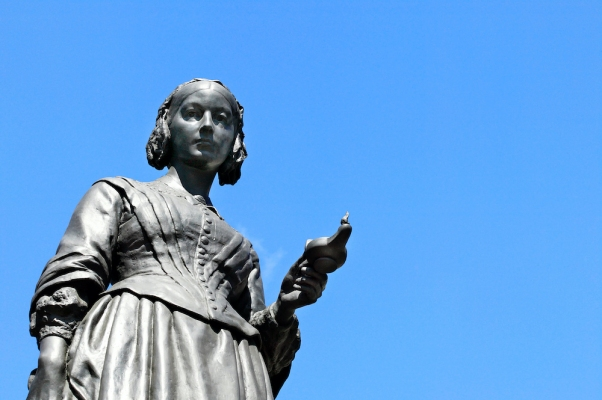Marc Andreessen, Florence Nightingale and building in a vacuum