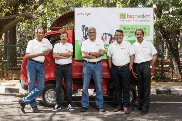 Indian online grocery startup BigBasket raises $60M
