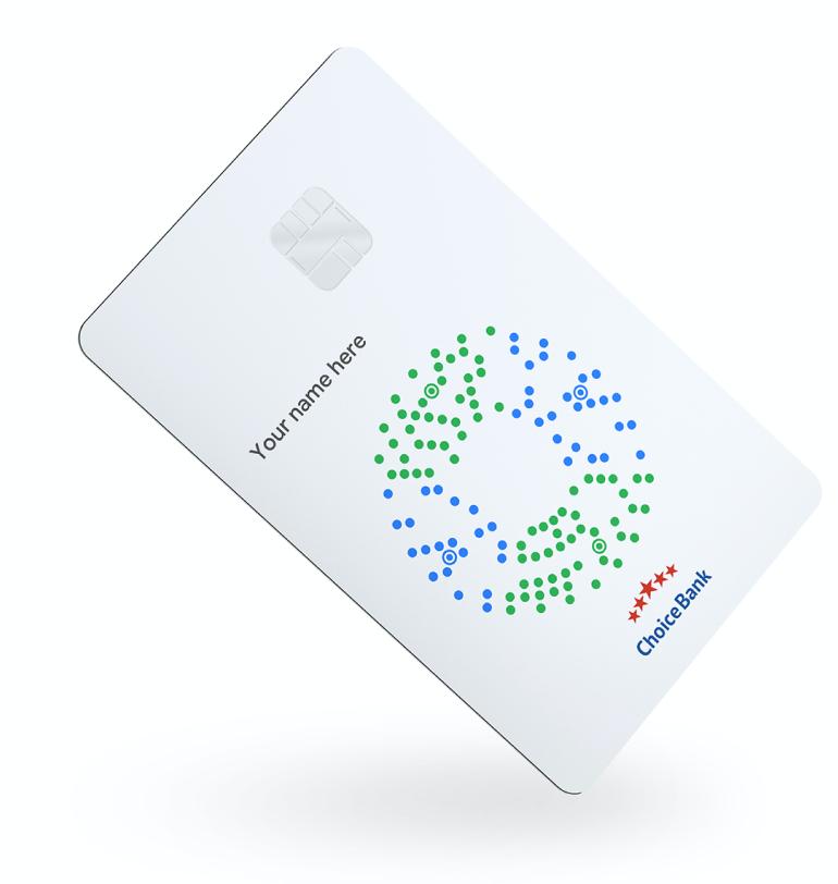 Google Pay Card apple card, banco online, Cartão de débito, google, Google Card