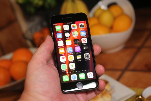 Daily Crunch: iPhone sales decline in Q1