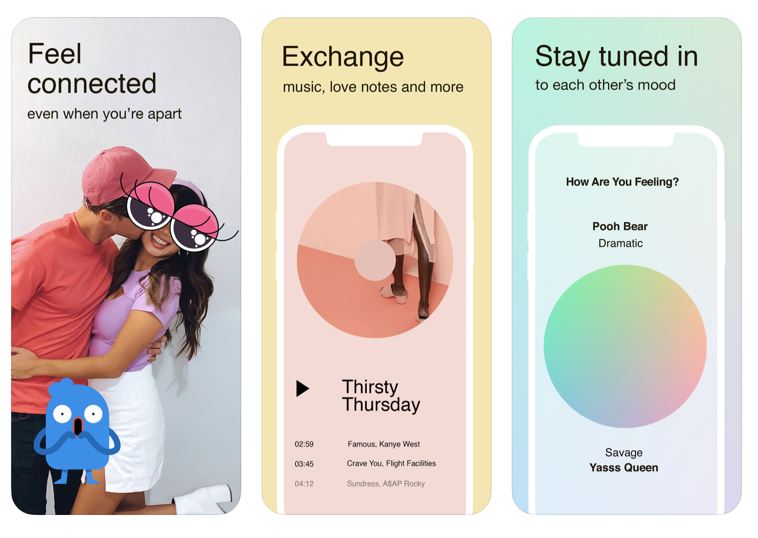 Facebook Launches Tuned, a New Shared Space App for Couples