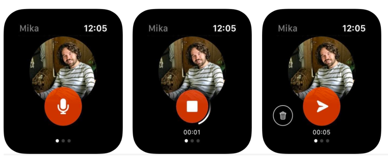 Facebook launches an experimental app for messaging close friends over Apple Watch thumbnail