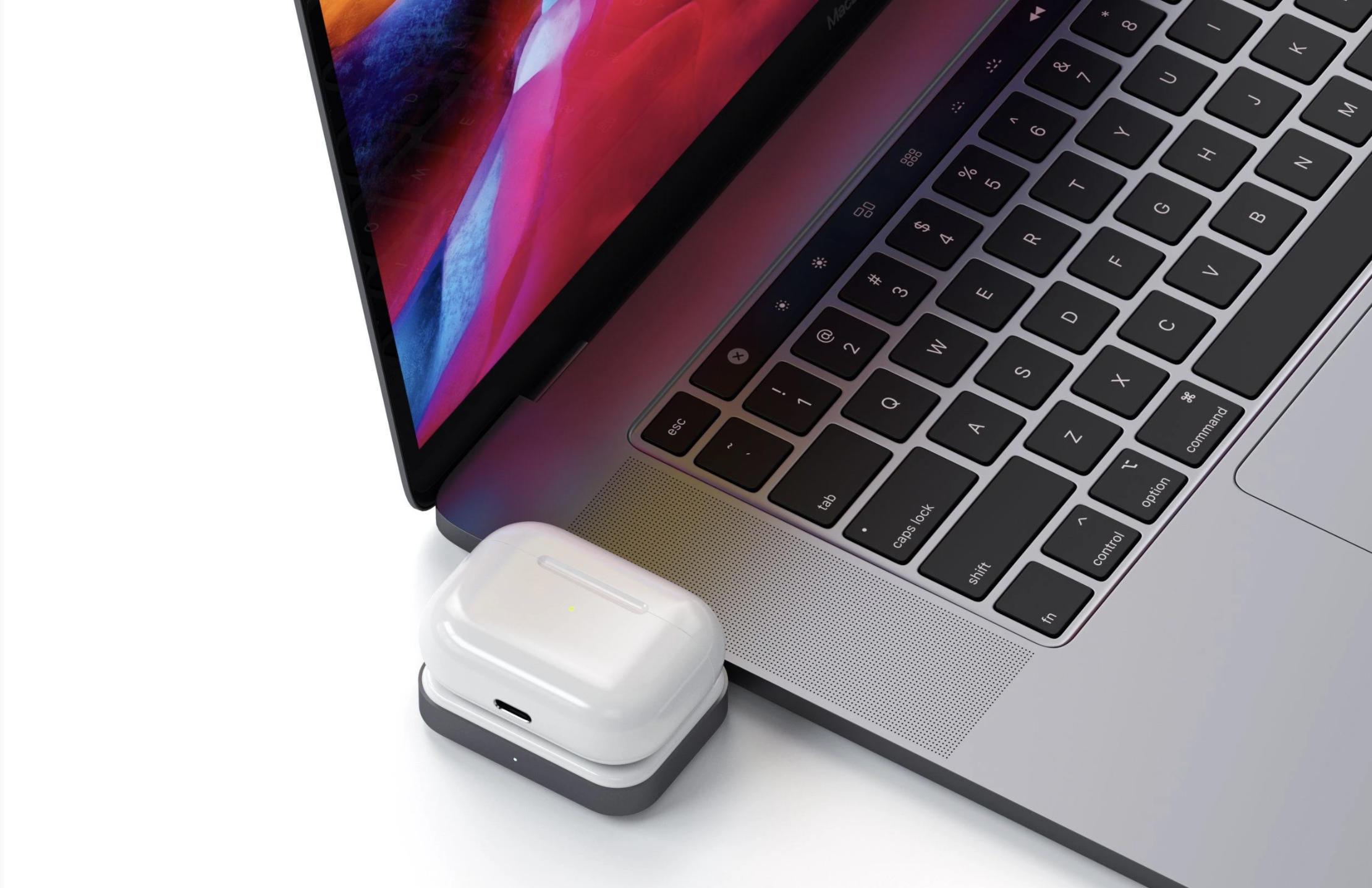 Avoid Cables Entirely With Satechi S New Airpods Dock Techcrunch
