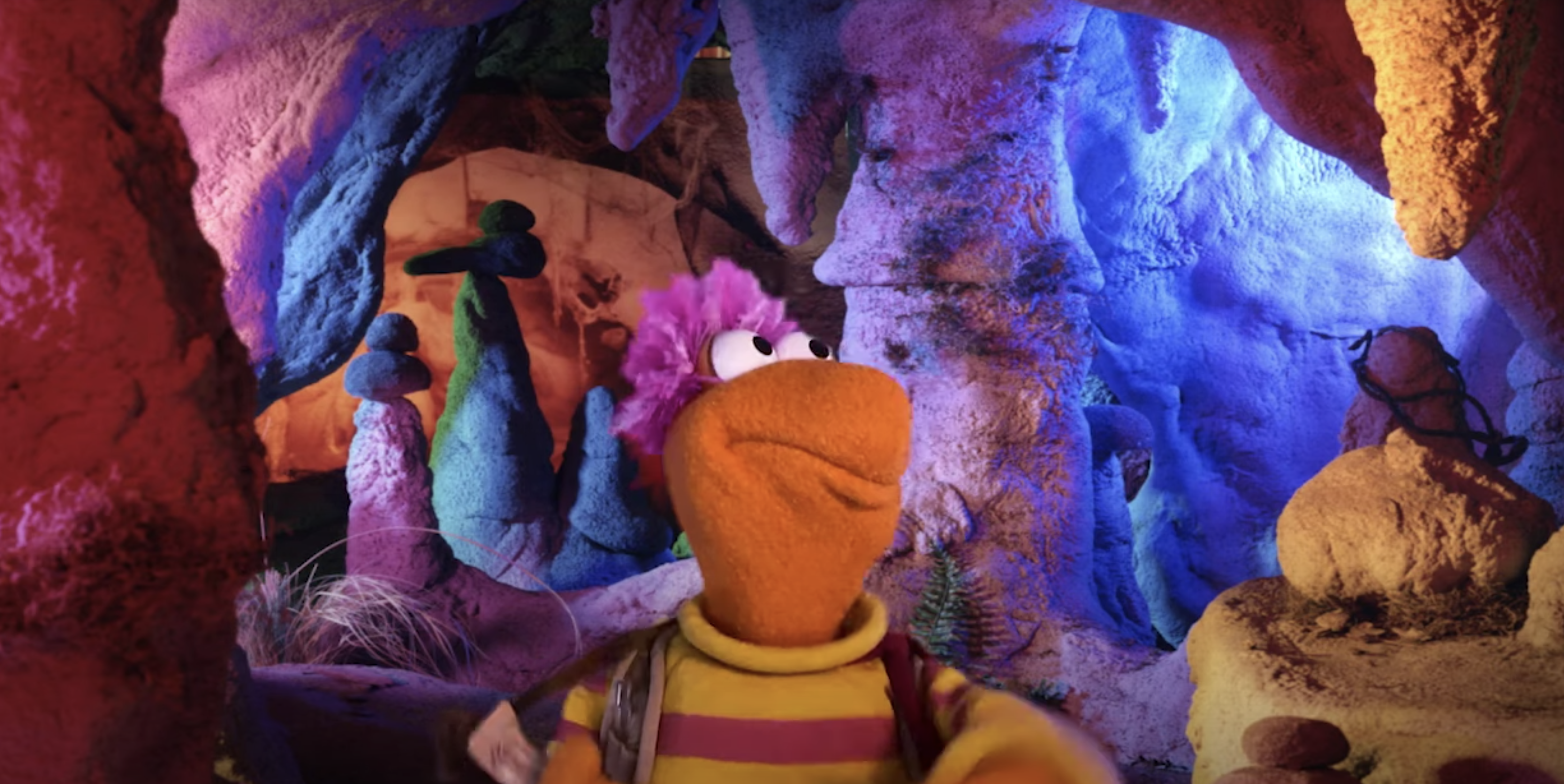 The Fraggles Are Back In 'Rock On!' Series On Apple TV+
