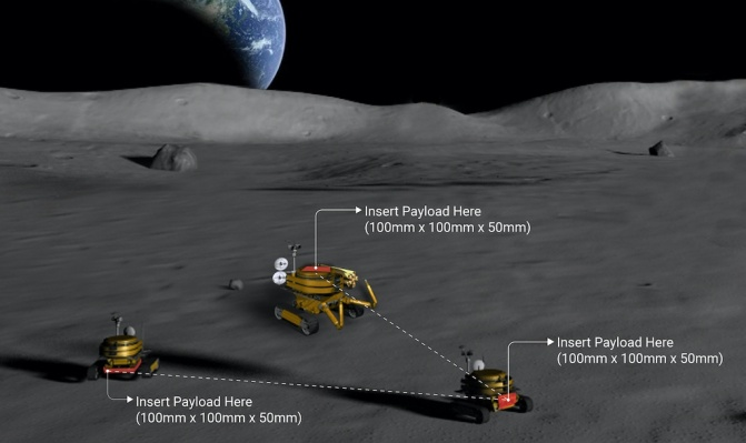 NASA seeks miniature scientific payload concepts for robotic Moon rover scouts - techcrunch