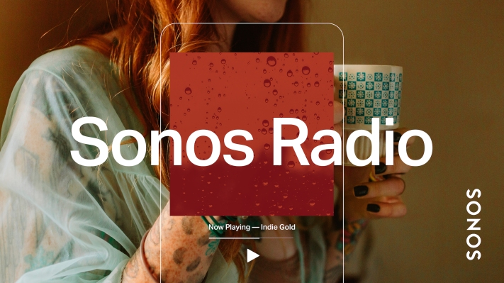 Sonos launches Sonos Radio, a free streaming radio service including artist and genre stations – TechCrunch