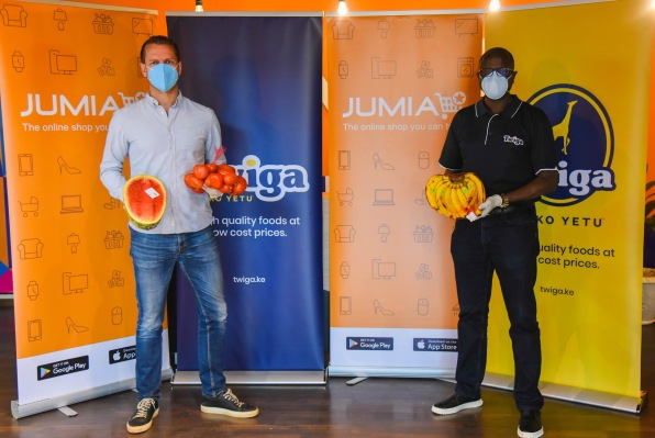 Goldman backed ventures Jumia and Twiga partner on produce in Kenya