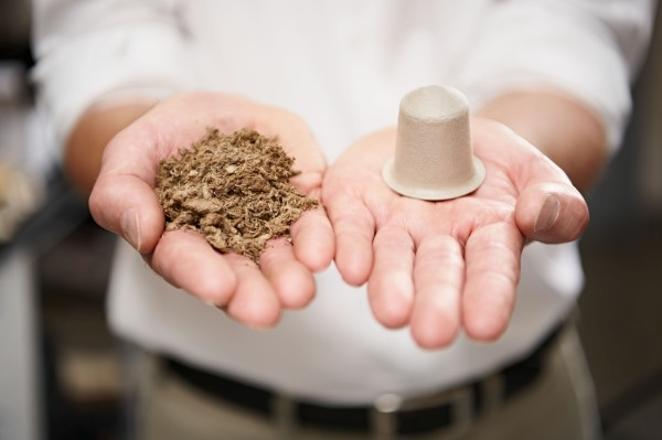 Replacing plastic with plant pulp for sustainable packaging attracts a billionaire backer
