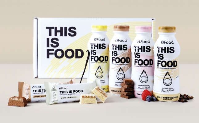 YFood gulps down $16M to build out its meal-in-a-bottle and snack bar business thumbnail
