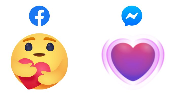 Facebook Adds New Care Emoji Reactions On Its Main App And In Messenger Techcrunch