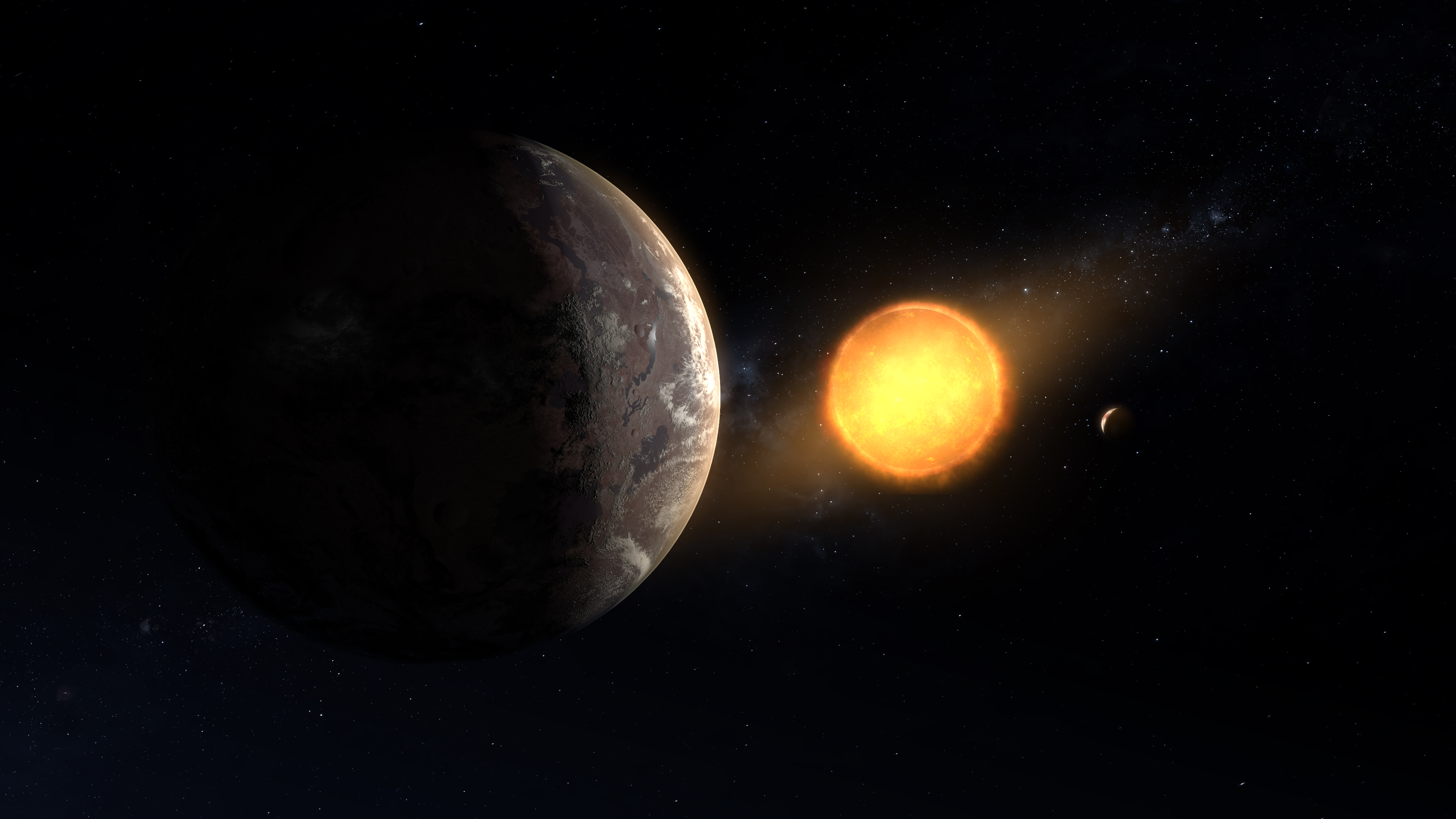 Scientists reveal planet most similar to Earth found by NASAs Kepler #67077