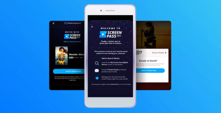 "Movies Anywhere lanza la función para compartir películas ""Screen Pass"" en beta abierta - TechCrunch 67"