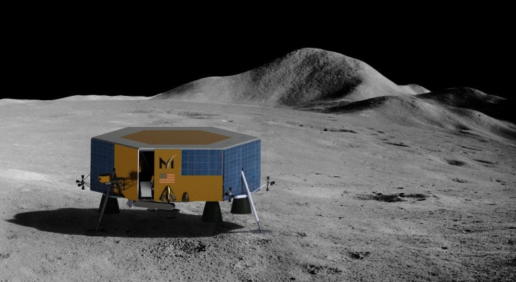 NASA selects Masten Space Systems to deliver cargo to the Moon in 2022 - techcrunch