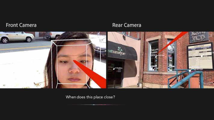 WorldGaze uses smartphone cameras to help voice AIs cut to the chase – TechCrunch