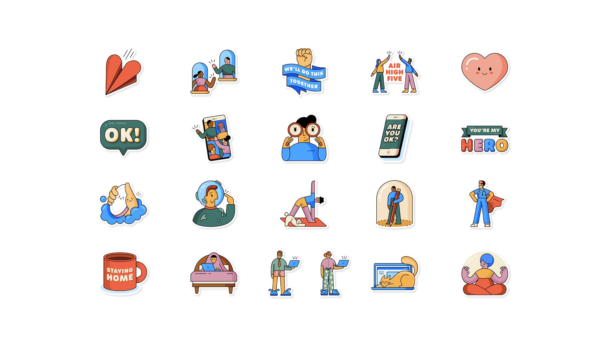 WhatsApp launches stickers to express yourself during COVID-19