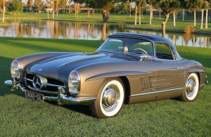 1963 Mercedes Benz 300SL