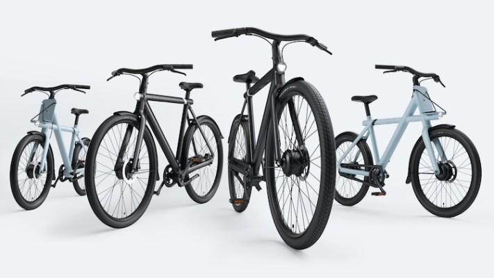 VanMoof raises $13.5M to capitalize on e-bike growth in wake of COVID-19 – TechCrunch