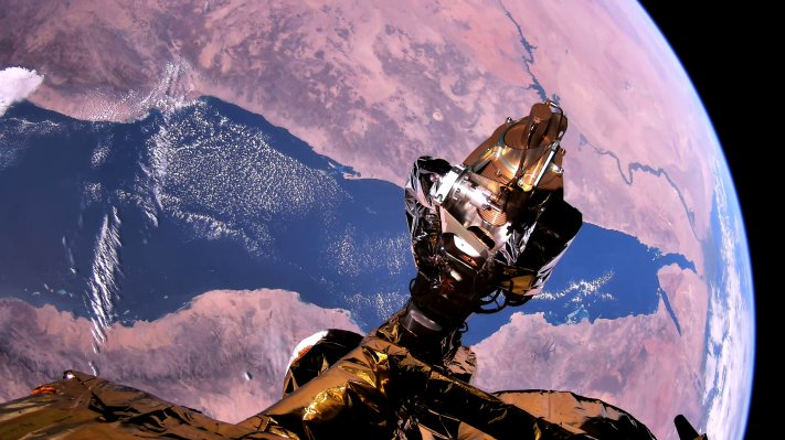 Momentus set to deploy satellites for a free 4K space-based Earth live-streaming service
