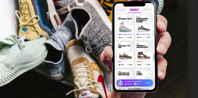 As fashion has its metaverse moment, one app looks to bridge real and virtual worlds for sneakerheads thumbnail